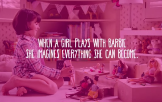 Marketing Immersion Barbie Brand